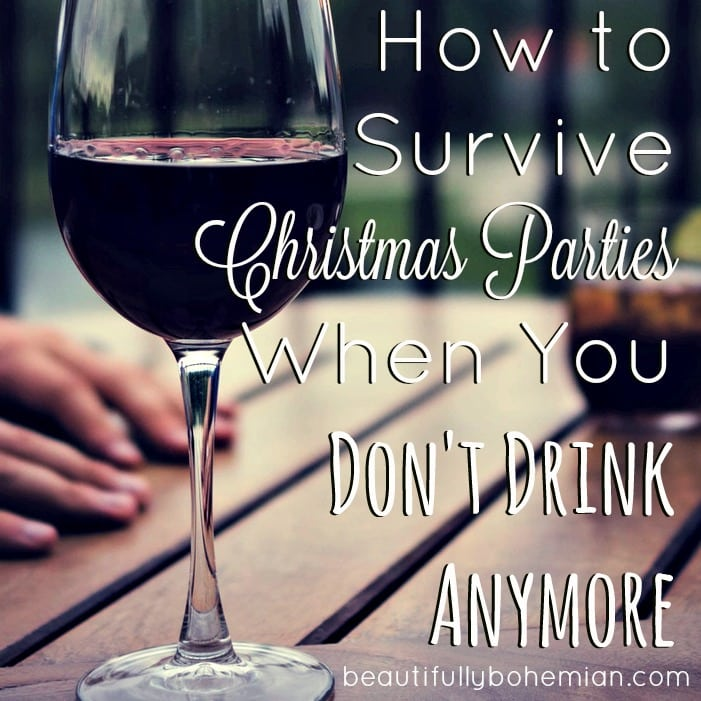 Survive the holiday WITHOUT a drink!