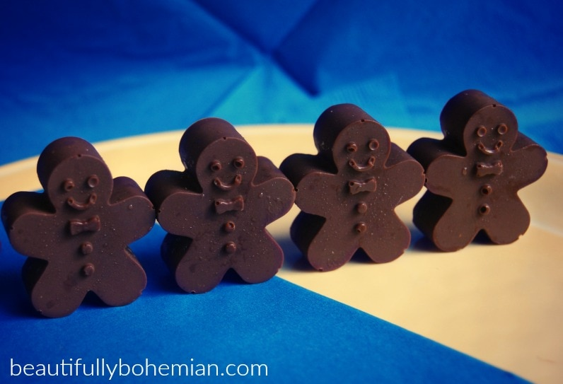 sleepytime chocolate men for kids insomnia