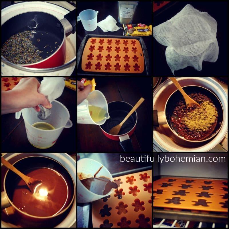 sleepytime chocolate process
