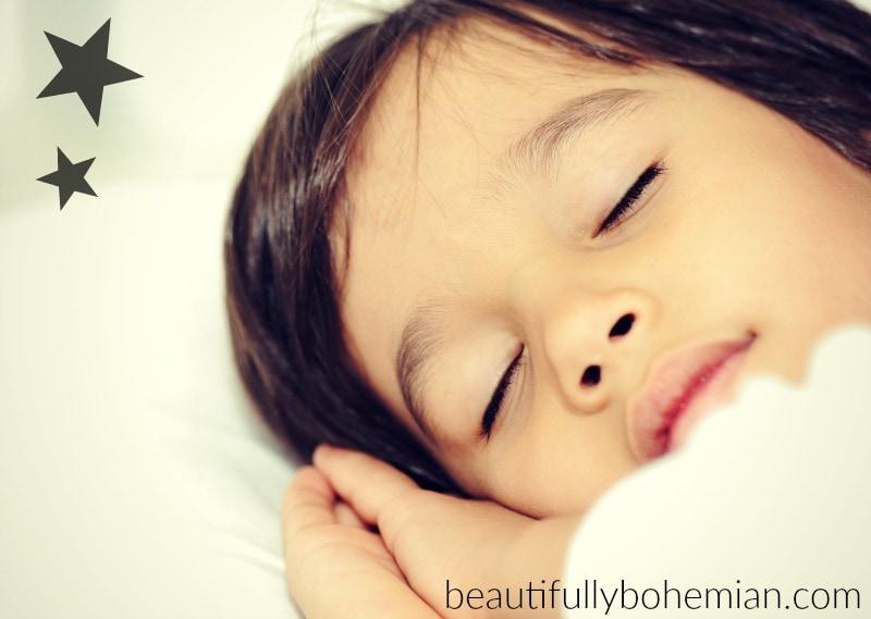 sleepytime tips for kids