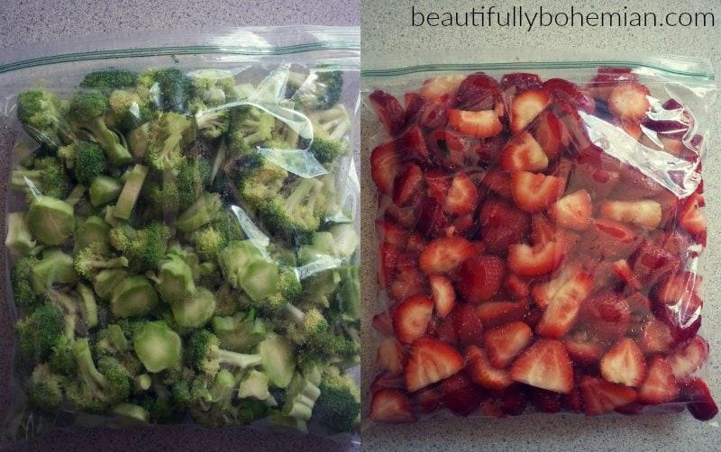 saving on produce