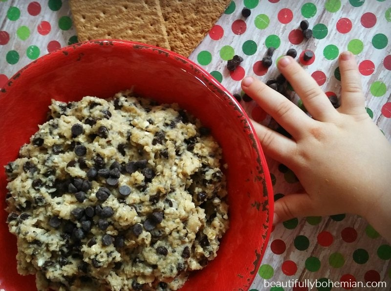 Reach for a healthier version of cookies this year and leave the flour out of it!