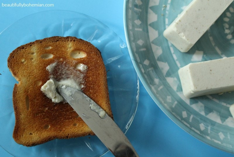 easy to make dairy-free butter!