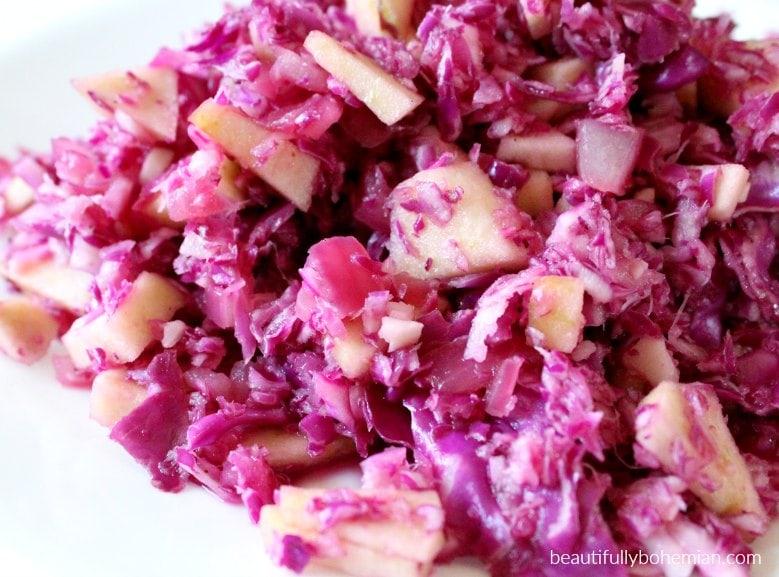 german vegan cabbage
