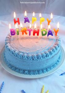 The Best Vegan Allergy Friendly Birthday Cake You Ll