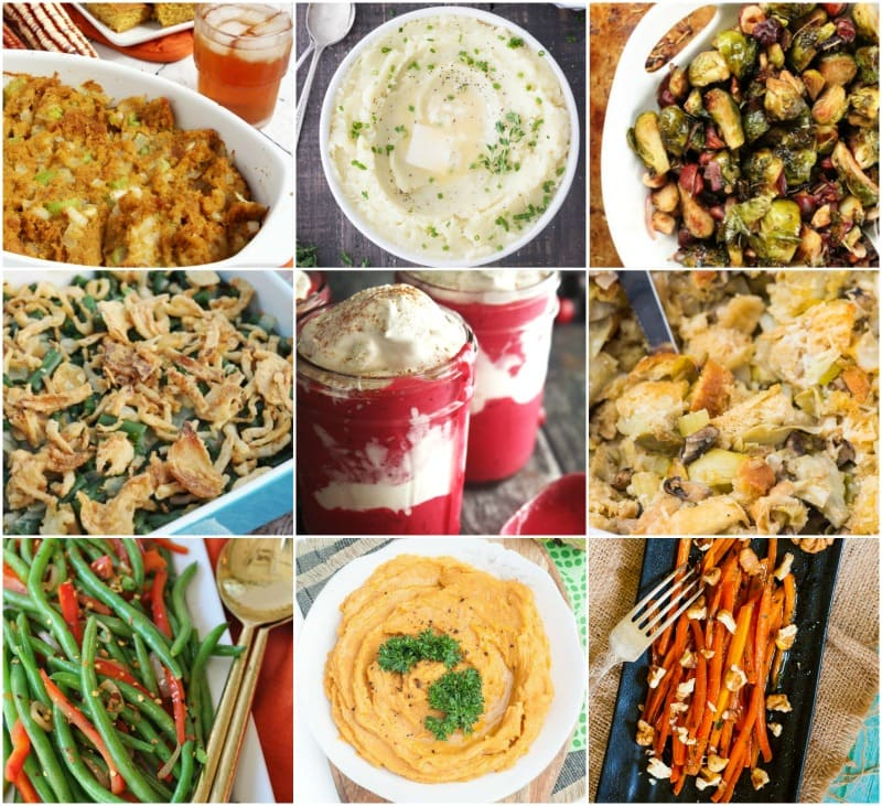 30 amazing vegan side dishes that are sure to add that wow factor to any Thanksgiving dinner! From stuffing to baked veggies to cranberry sauce, there's something for everyone to enjoy. Even Joey Tribbiani would approve (and bust out his Thanksgiving pants). #veganthanksgivingsides #veganthanksgivingdinner #veganthanksgivingsidedishes #veganthanksgivingsidedisheseasy #veganthanksgivingsidedisheshealthy #veganthanksgiving #bohemianvegankitchen