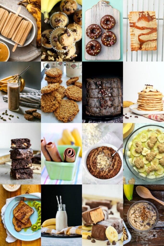 20 Amazing Vegan Banana Recipes For Ripe And Overripe Bananas