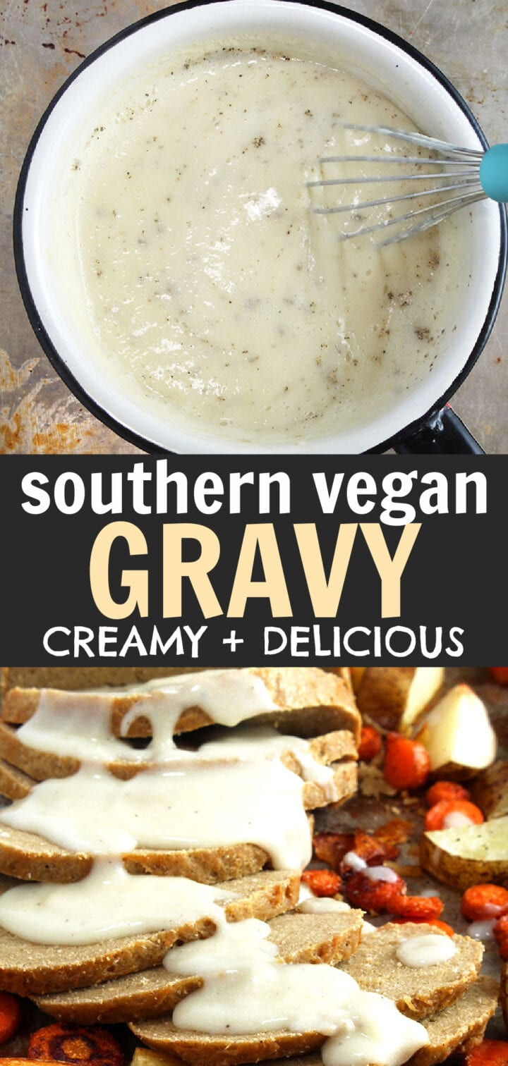 image for southern vegan gravy recipe